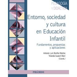 Entorno, sociedad y cultura en Educación Infantil