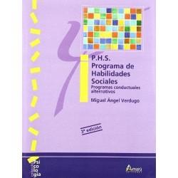 P.H.S. Programa de Habilidades Sociales