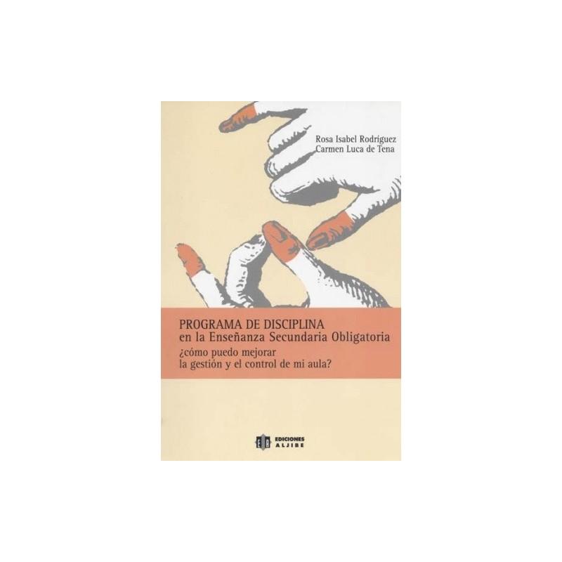 Programa de disciplina en la Educación Secundaria Obligatoria