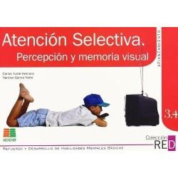 Atención selectiva. Percepción y memoria visual
