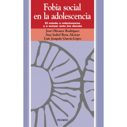 Fobia social en la adolescencia