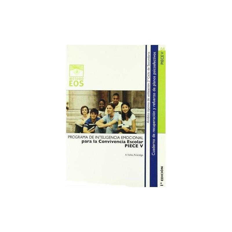Programa de inteligencia emocional para la convivencia escolar