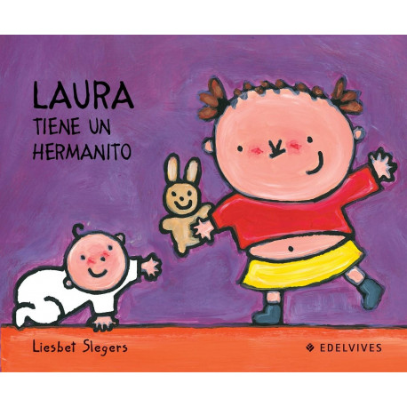 Laura tiene un hermanito