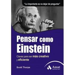 Pensar como Einstein