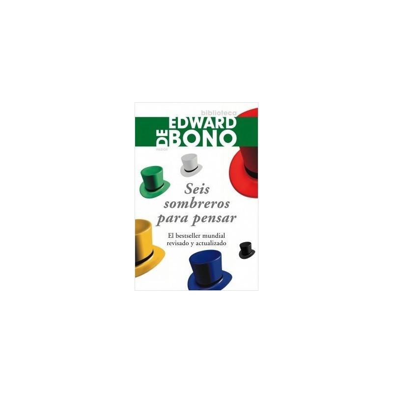 a9b58f44a2f9e Librería de Psicología. Libros Psicología. Seis sombreros para pensar