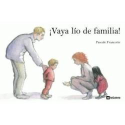 ¡Vaya lío de familia!
