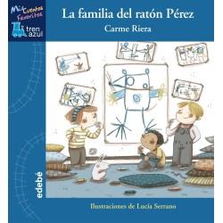 La familia del ratón Pérez