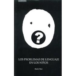 Los problemas de lenguaje en los niños
