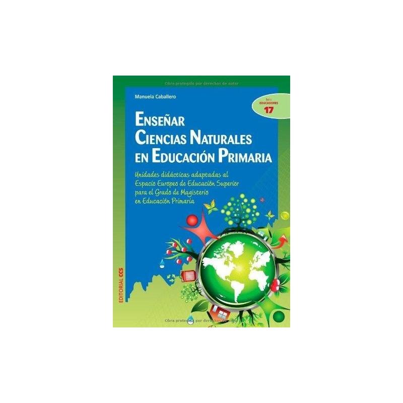 Enseñar ciencias naturales en Educación Primaria