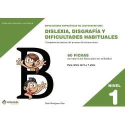 Dificultades específicas de lectoescritura