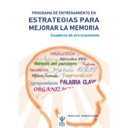 Programa de entrenamiento en estrategias para mejorar la memoria