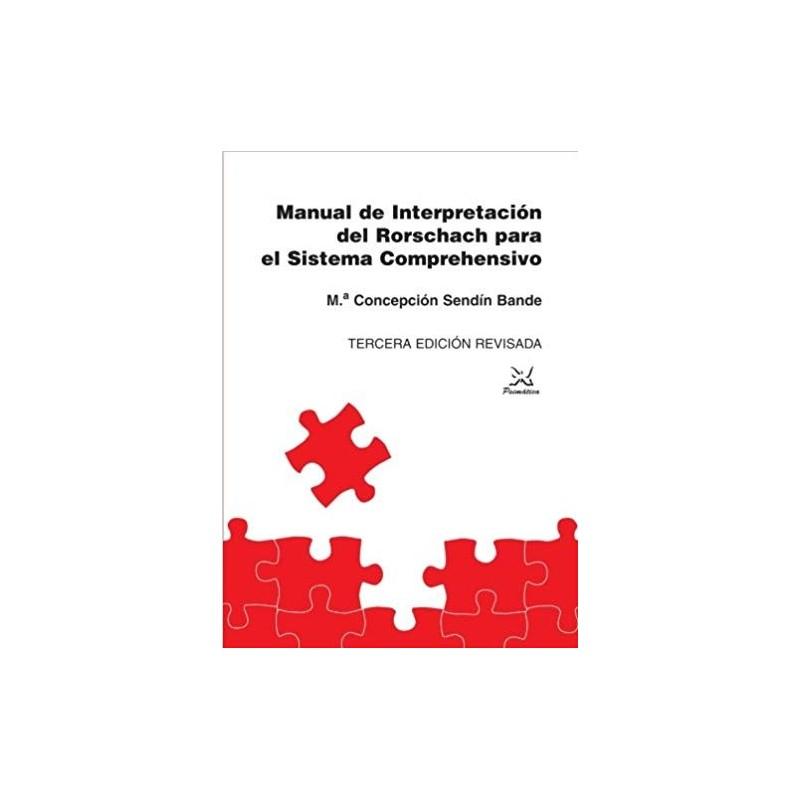 Manual de interpretación del Rorschach para el Sistema Comprehensivo