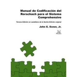 Manual de codificación del Rorschach para el Sistema Comprehensivo
