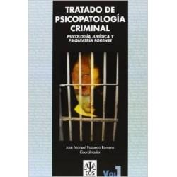 Tratado de psicopatología criminal