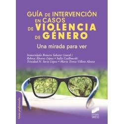 Guía de intervención en casos de violencia de género