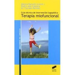 Guía de intervención logopédica en terapia miofuncional