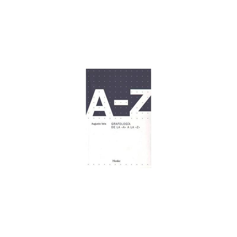 "Grafología de la ""a"" a la ""z"""