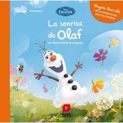 La sonrisa de Olaf