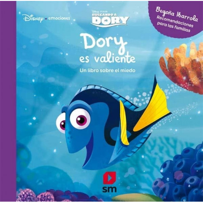 Dory es valiente