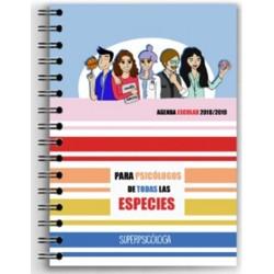 Agenda Superpsicóloga 2017-2018