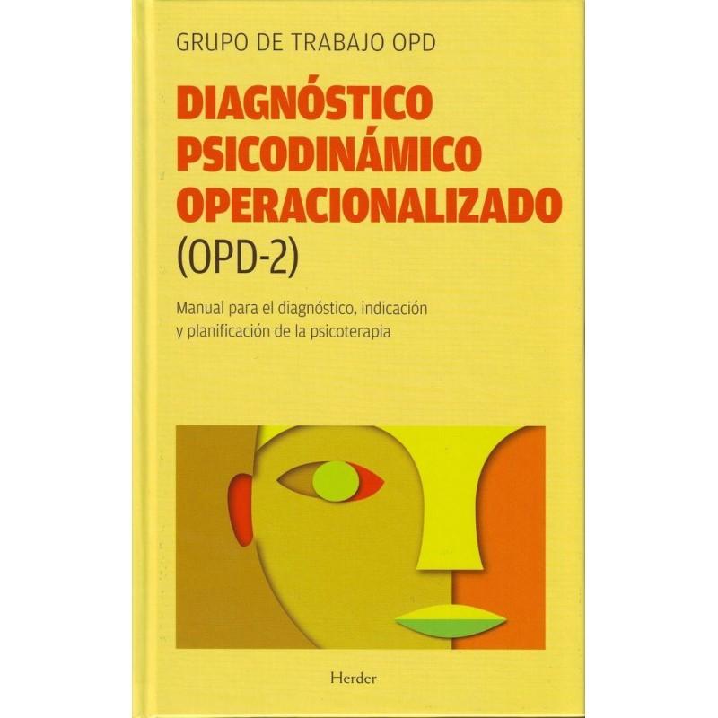 Diagnóstico Psicodinámico Operacionalizado (OPD-2)