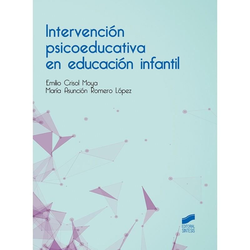 Intervención psicoeducativa en educación infantil