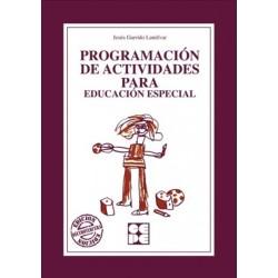 Programación de actividades para educación especial