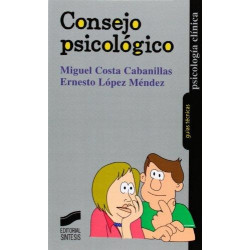 Consejo psicológico