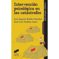 Intervención psicológica en las catástrofes