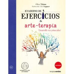 Cuaderno de ejercicios de arte-terapia