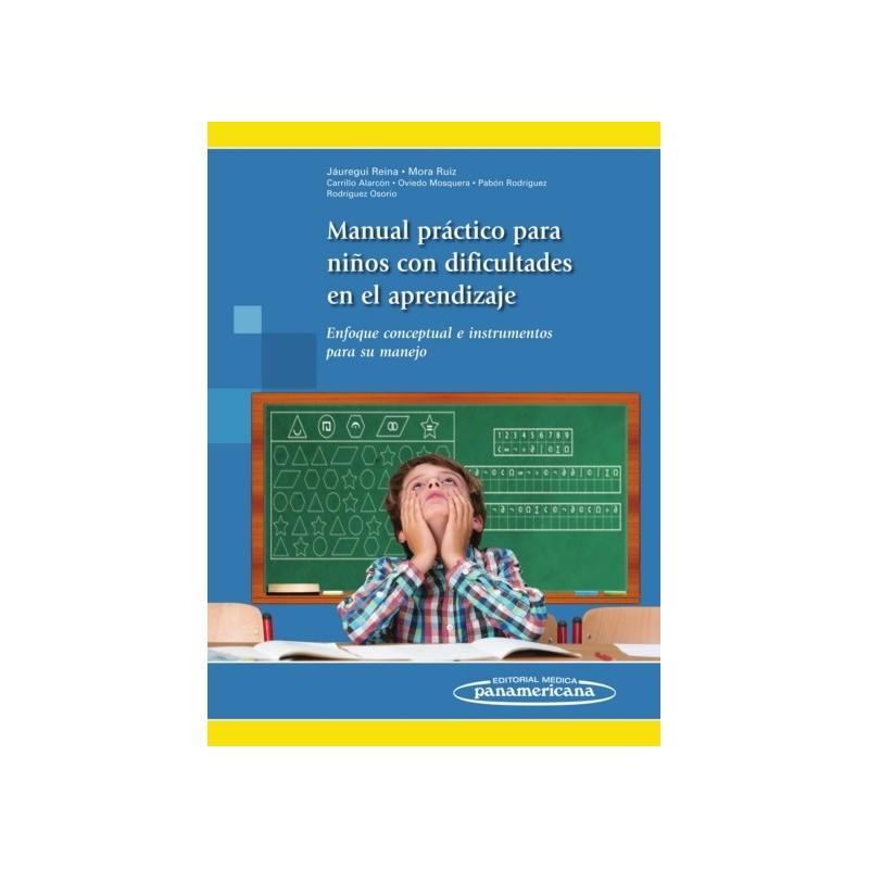 Manual práctico para niños con dificultades en el aprendizaje