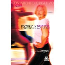 Movimiento creativo con personas mayores
