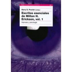Escritos esenciales de Milton H. Erickson