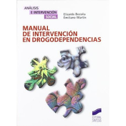 Manual de intervención en drogodependencias