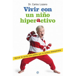 Vivir con un niño hiperactivo