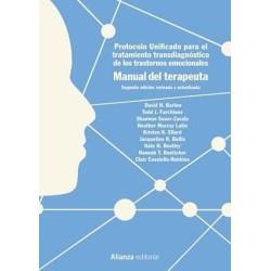 Protocolo Unificado para el tratamiento transdiagnóstico de los trastornos emocionales