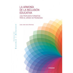 La armonía de la inclusión educativa