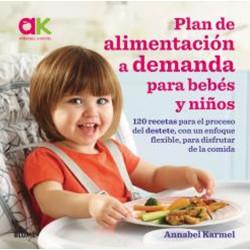 Plan de alimentación a medida para bebés y niños