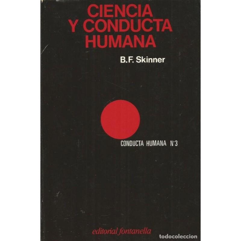 Ciencia y conducta humana