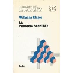 La persona sensible