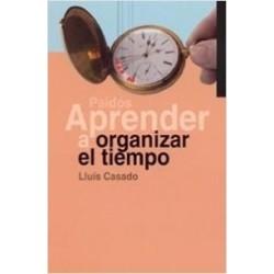 Aprender a organizar el tiempo