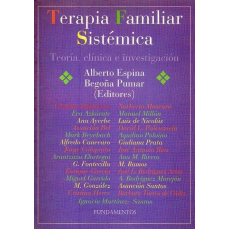 Terapia familiar sistémica