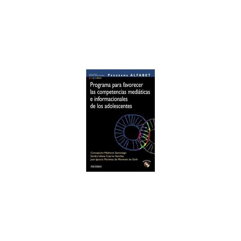 Programa para favorecer las competencias mediáticas e informacionales de los adolescentes