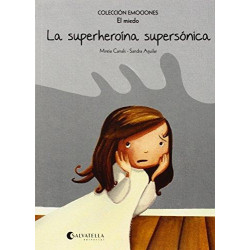 La superheroína supersónica
