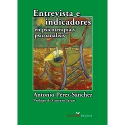 Entrevista e indicadores en psicoterapia y psicoanálisis