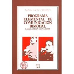Programa elemental de comunicación bimodal