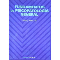 Fundamentos de psicopatología general