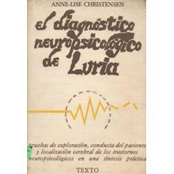 El diagnóstico neuropsicológico de Luria