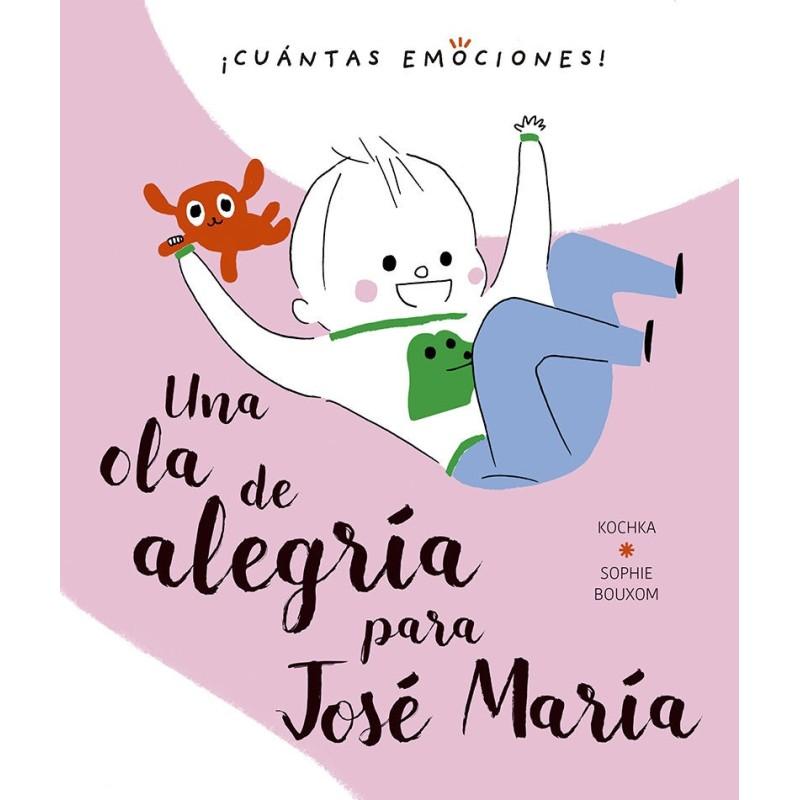 Una ola de alegría para José María