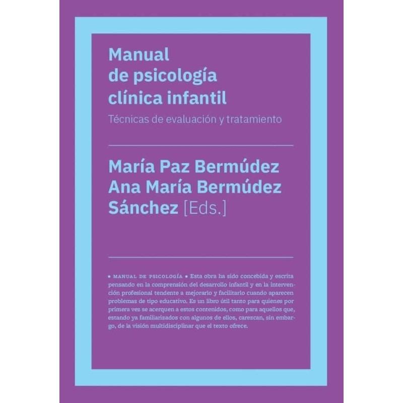 Manual de psicología clínica infantil